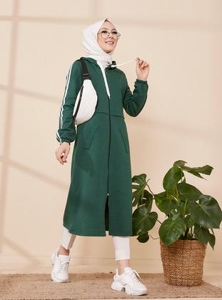 Emerald - Unlined - Topcoat