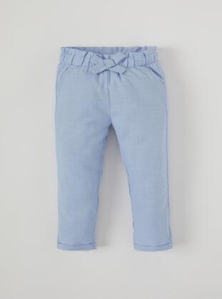 Blue - Baby Pants