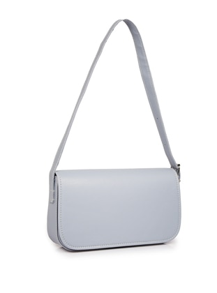 Blue - Satchel - Shoulder Bags