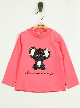 Multi - Fuchsia - baby t-shirts - Toontoy