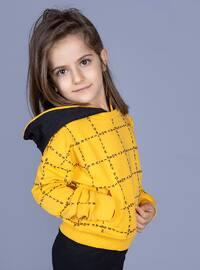 Mustard - Girls` Sweatshirt