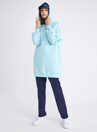 Navy Blue - Activewear Bottoms