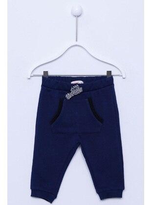 Navy Blue - Baby Sweatpants