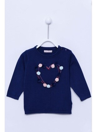 Navy Blue - Baby Jumpers - Silversun