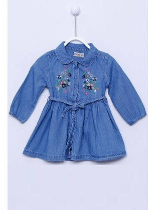 Multi - Baby Dress