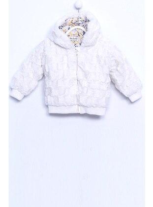 Beige - Baby Jacket