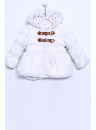 Ecru - Baby Jacket - Silversun
