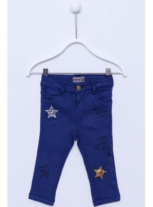 Blue - Baby Pants - Silversun