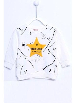 Ecru - Baby Sweatshirts