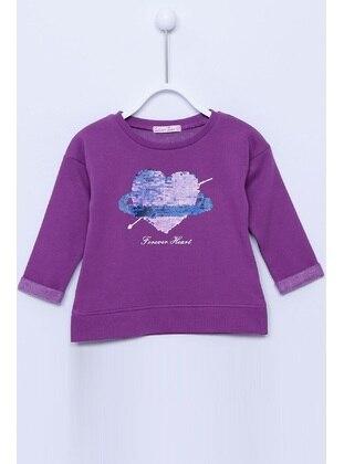 Lilac - Baby Sweatshirts