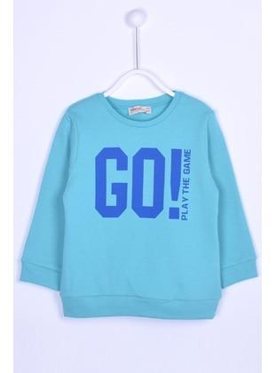 Mint - Boys` Sweatshirt