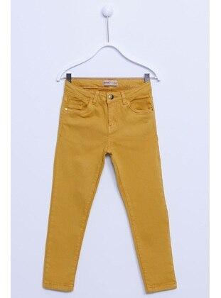 Mustard - Girls` Pants - Silversun