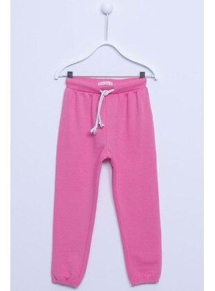 Pink - Girls` Tracksuit