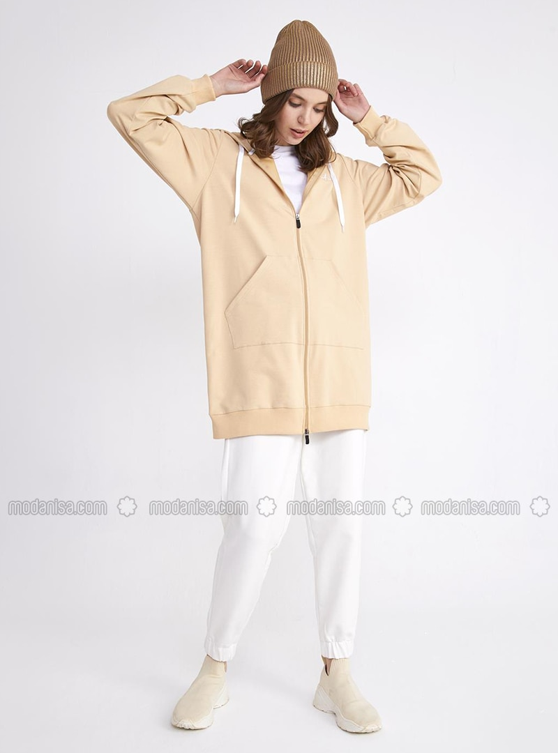 White - Activewear Bottoms