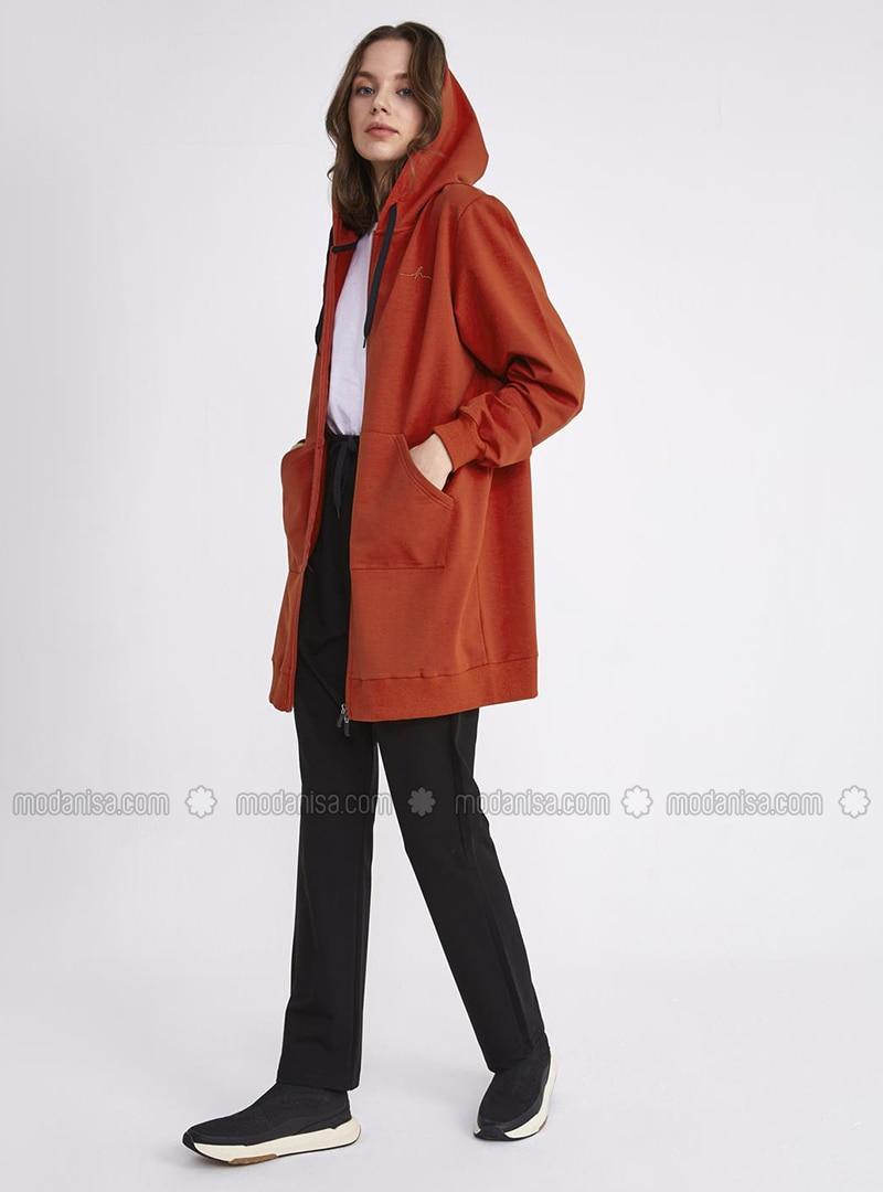 Terra Cotta - Activewear Tops