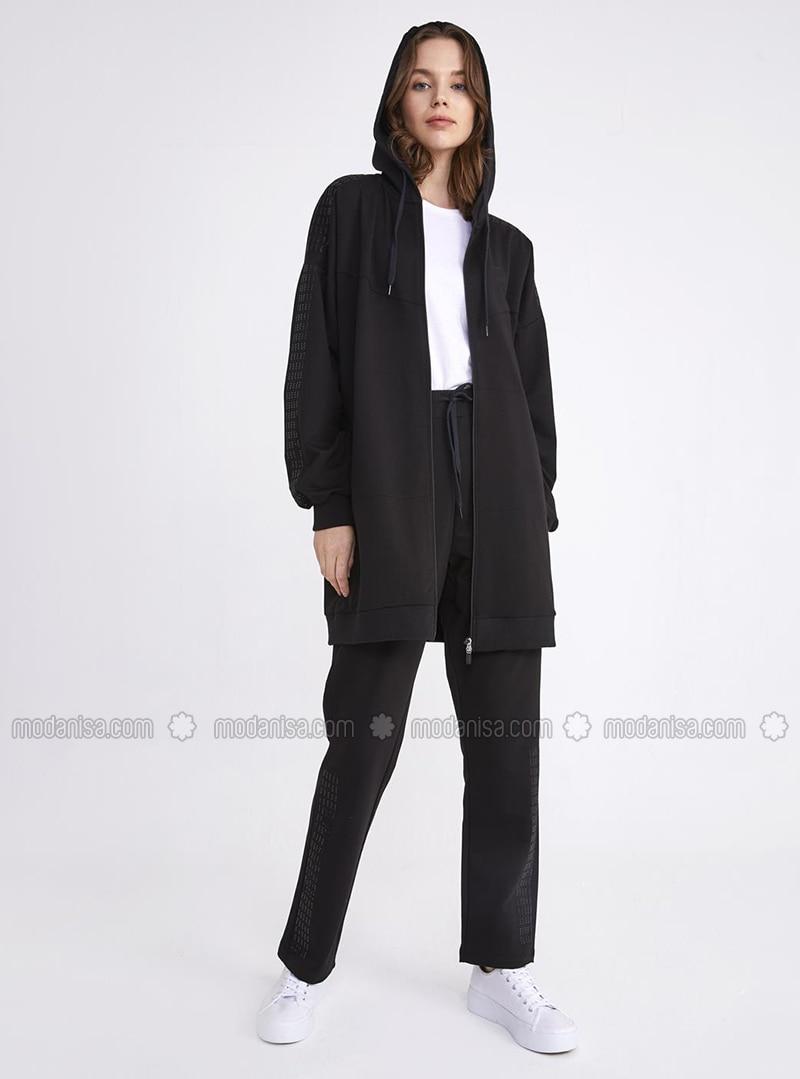 Black - Activewear Bottoms