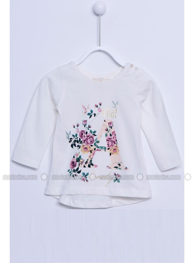 Ecru - baby t-shirts
