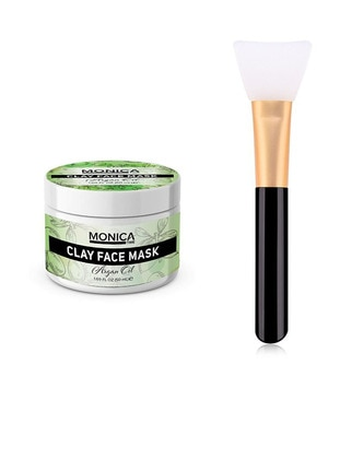 50ml - Neutral - Skin Care Mask - MONİCATİME