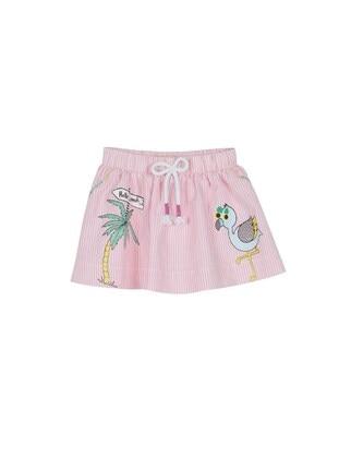 Pink - Baby Skirt