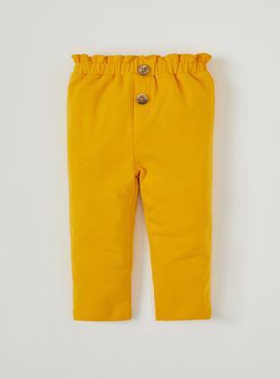 Yellow - Baby Pants
