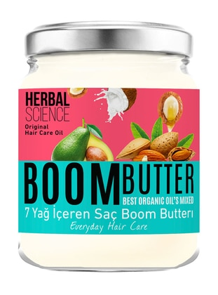 Boom Butter Hair Care Butter 190ml - Herbal Science