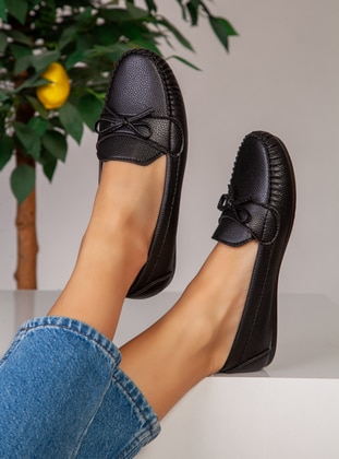 Casual - Black - Casual Shoes