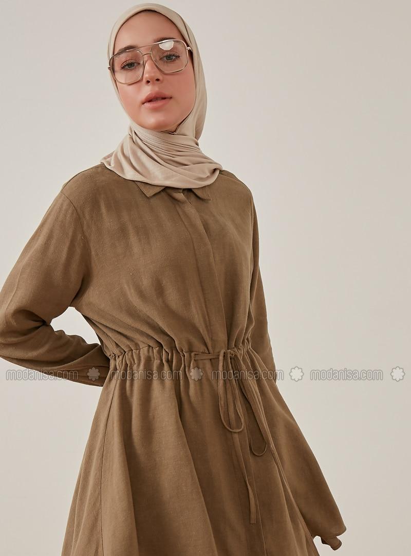 Mink - Point Collar - Tunic