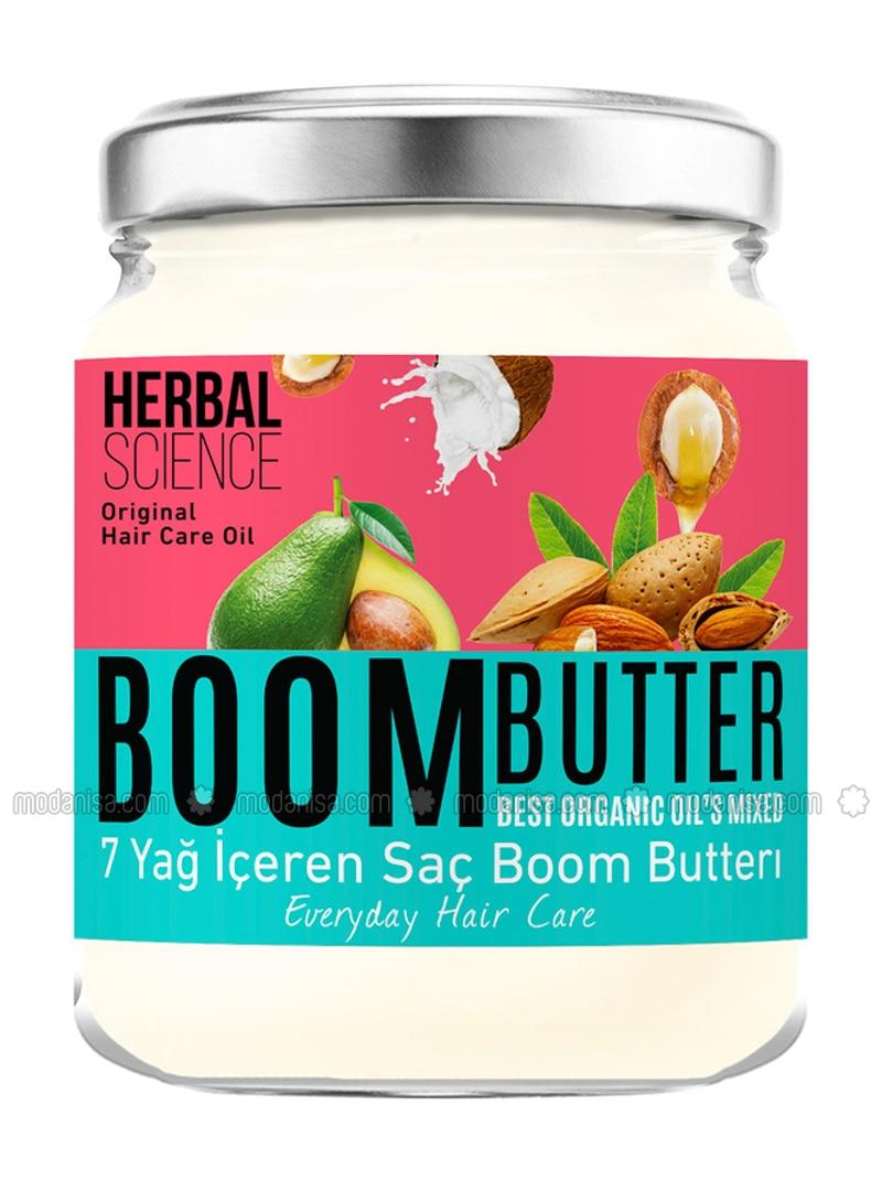 Boom Butter Hair Care Butter 190ml