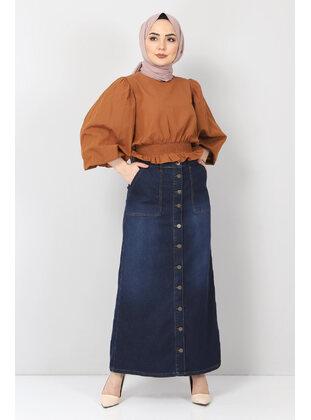 Blue - Skirt