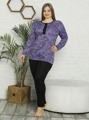 Lilac - Pyjama Set