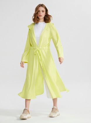 Yellow - Cardigan - Muni Muni