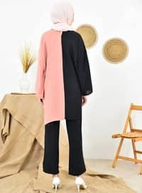 Powder - Black - Unlined - Suit
