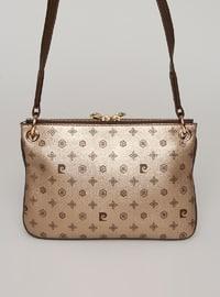 Crossbody - Gold - Cross Bag