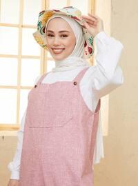 Pink - Overalls