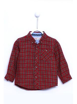 Red - baby shirts - Silversun