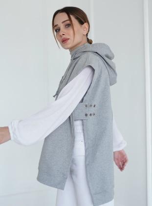 Gray - Underskirts - Mirach