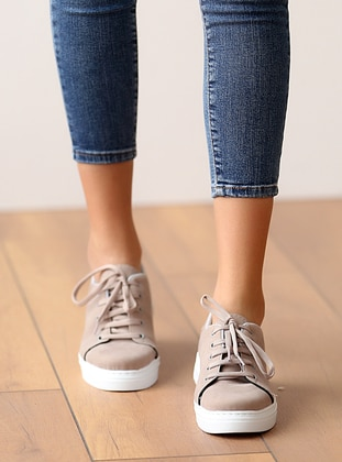 Gray - Casual - Sports Shoes