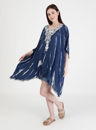 Navy Blue - Pareo