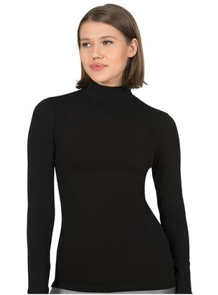 Black - Corset - Özkan Underwear