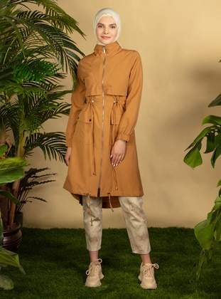 Mustard - Unlined - Topcoat