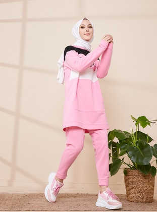 Pink - Suit