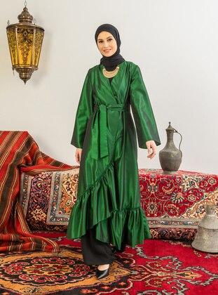 Emerald - Unlined - Abaya