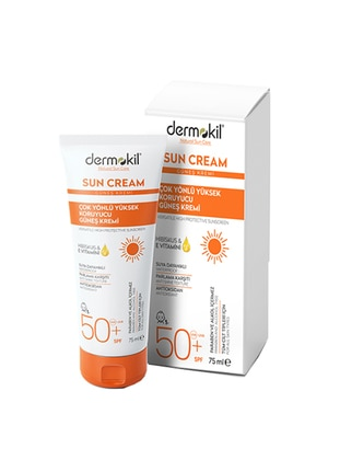 75ml - Sunscreen Products - Dermokil