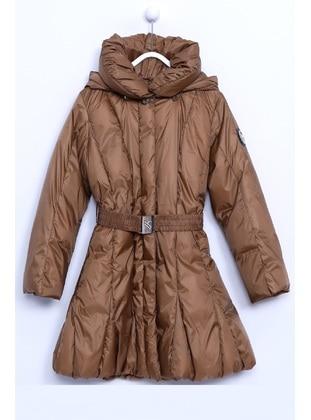 Camel - Girls` Jacket