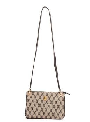 Crossbody - Stone - Cross Bag