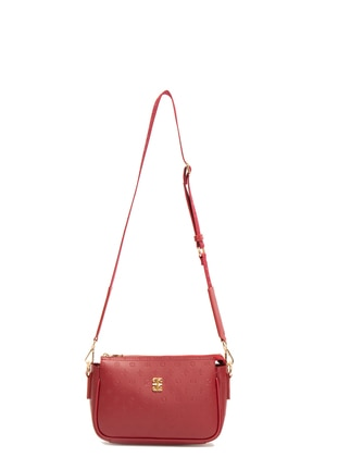 Crossbody - Red - Cross Bag