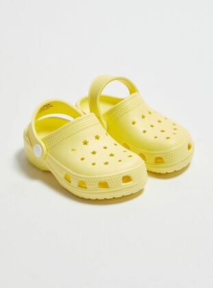 Yellow - Baby Shoes