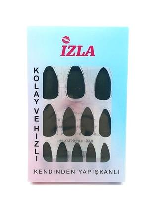 Black - Hand & Nail