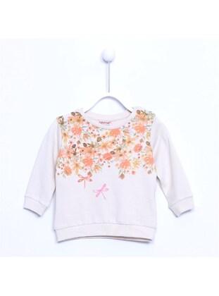 Beige - Baby Sweatshirts