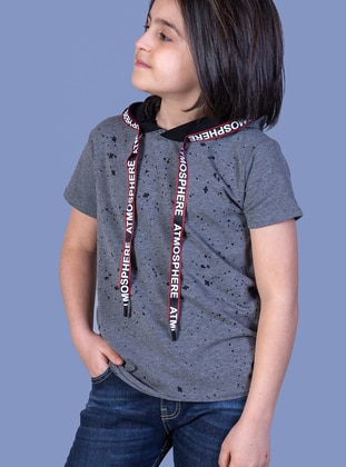 - Boys` T-Shirt - Toontoy